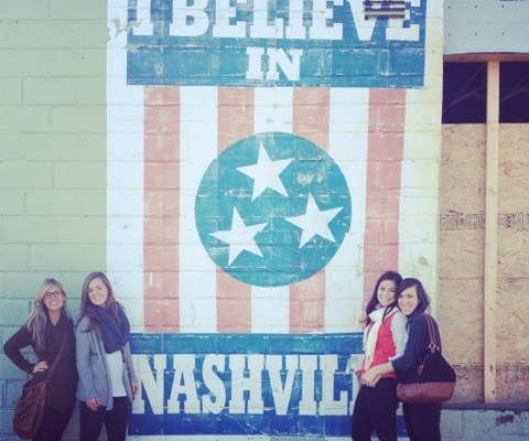 Wanderlust: A Guide to Nashville // thoughtsbynatalie.com