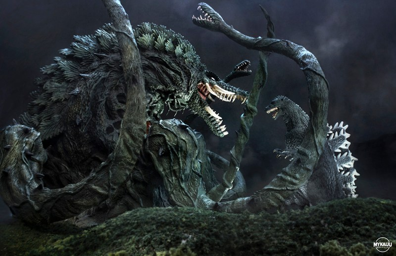 The Top Ten Godzilla Monsters Thoughts From The Bench