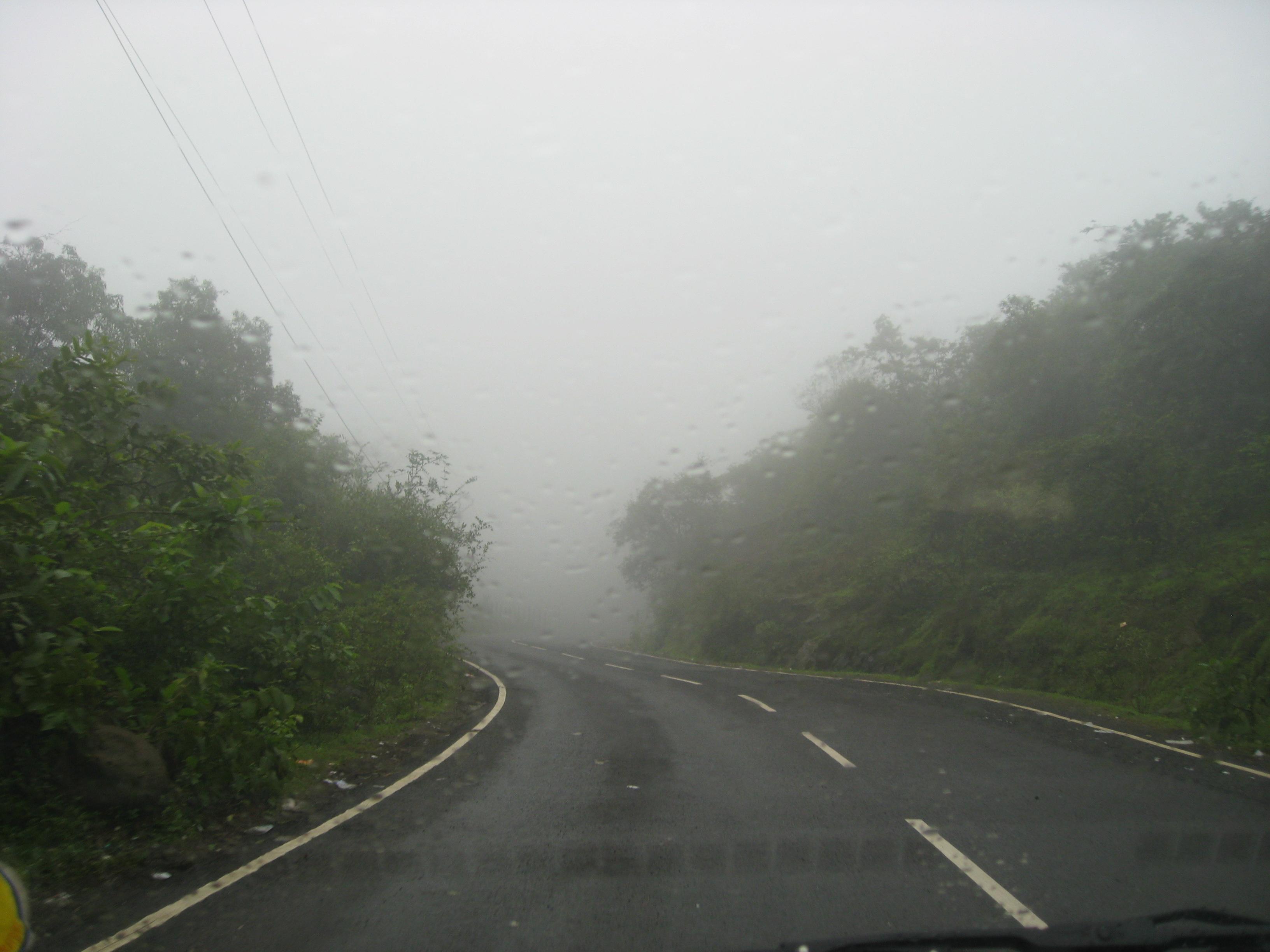The mists of Lonavala
