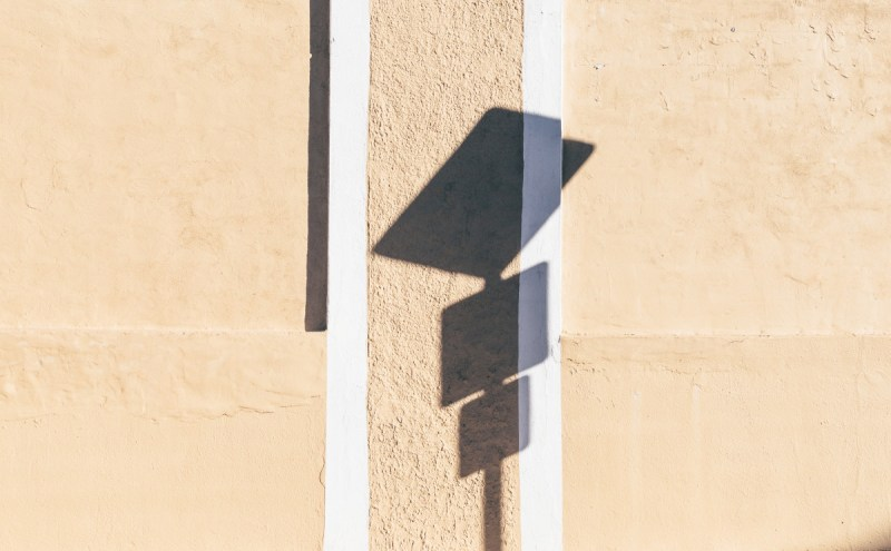 Shadow sign