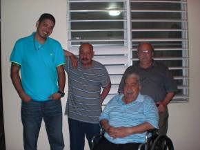 My Dad And Uncles And Cousin.