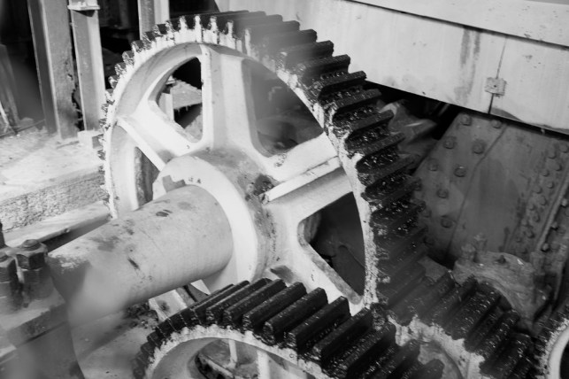 Bridge gears