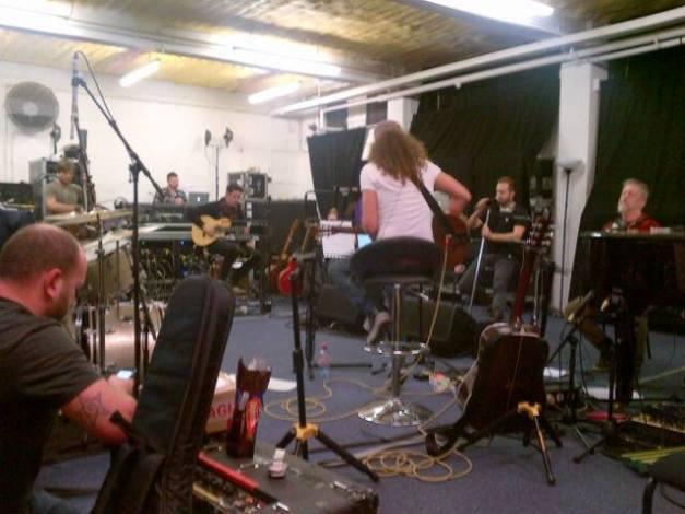 alfie rehearsals