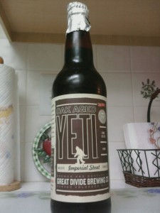 Great Divide Brewing Co Oak Aged Yeti Stout