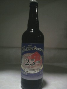 Millstream 25th Anniversary Dopplebock