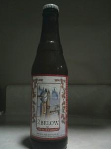 New Belgium 2 Below