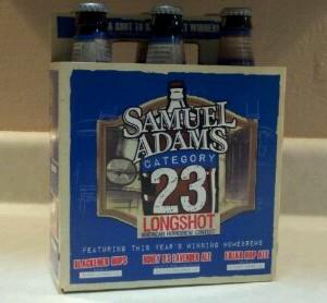Samuel Adams Longshot Pack