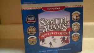 Samuel Adams Winter Classics Variety Pack