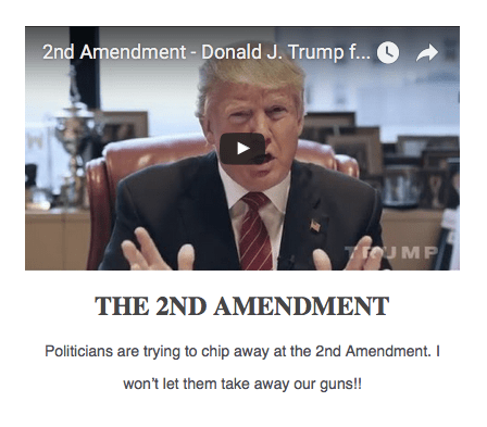 2nd aendment