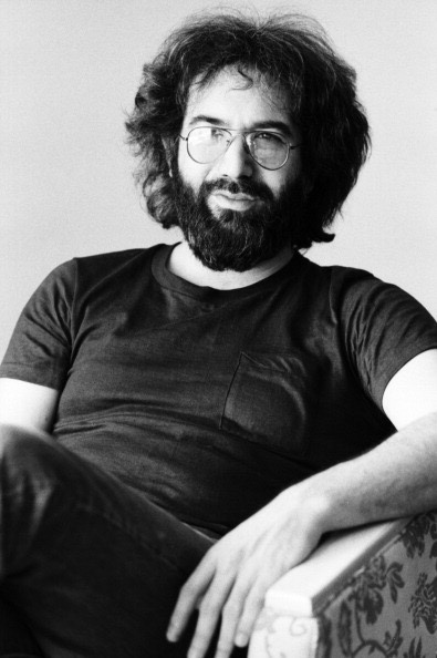 Jerry Garcia In NYC