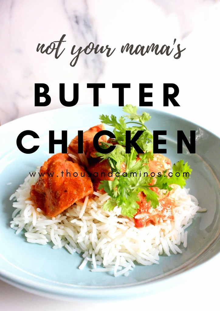 pinterest butter chicken recipe
