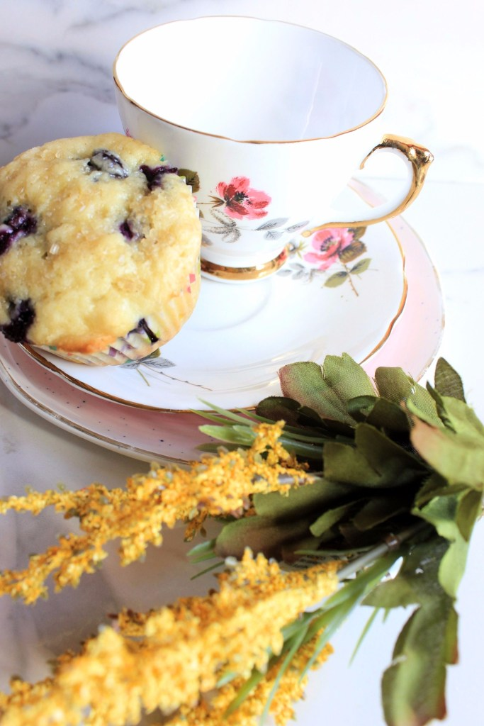 best blueberry muffins recipe and picture