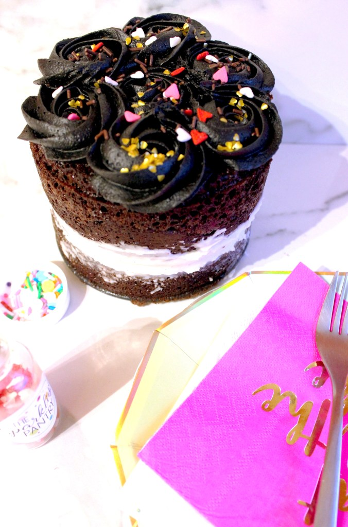 Spicy Chocolate Cake For 2 Valentine S Day Recipe Thousand Caminos