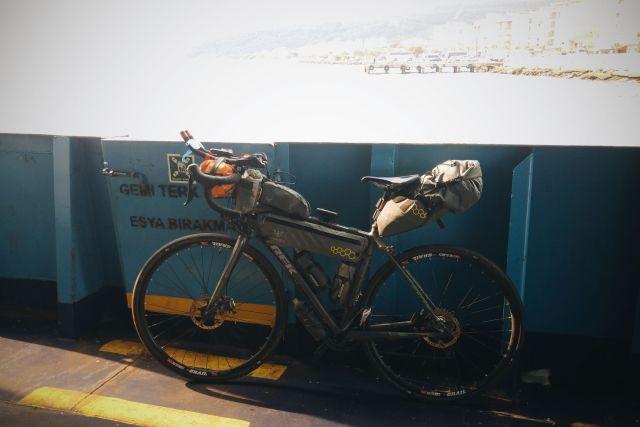 Embarquement pour Canakkale