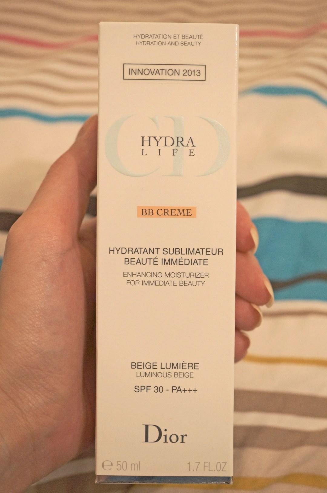 Dior Hydra Lide BB Cream Review