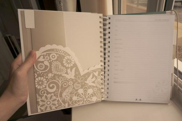 Wedding planner Getting Started