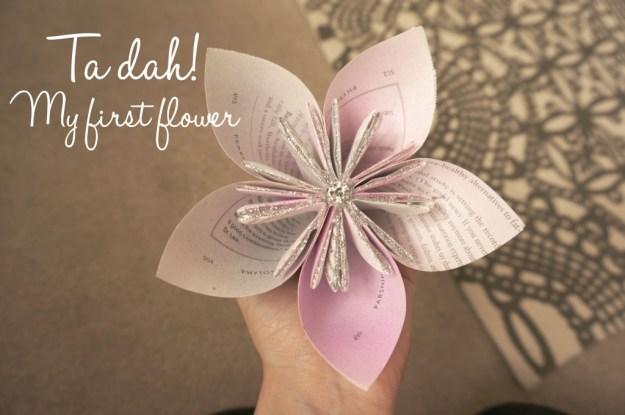 paper wedding flowers new