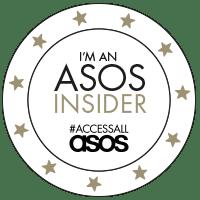 I'm an Access All ASOS Insider!