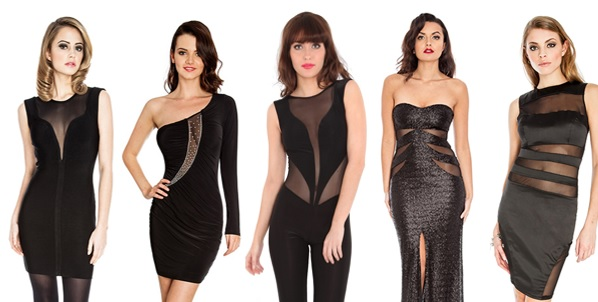 goddiva_kim_kardashian_inspired_black_mesh_evening_dresses