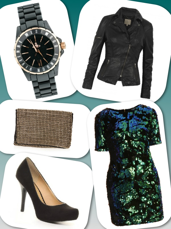 New Years Eve Outfit Wish List!