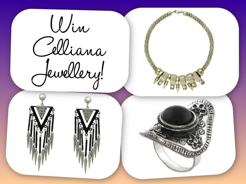 Celliana Jewellery Giveaway!