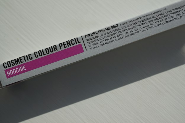 occ cosmetic colour pencil