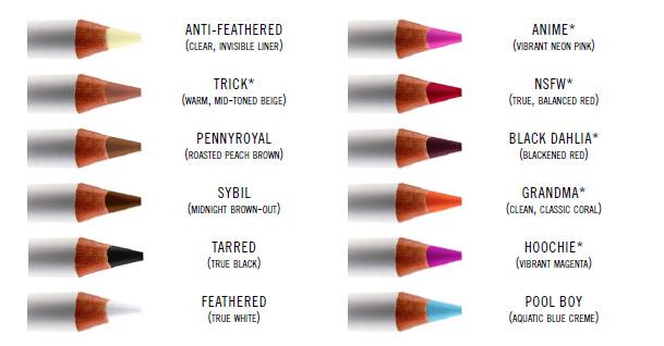 occ pencils