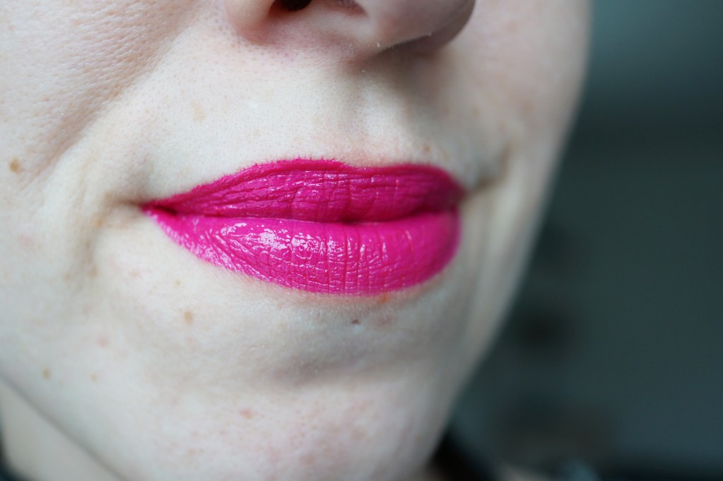 pout paint pinkini review