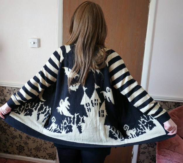 asos ghosts cardigan