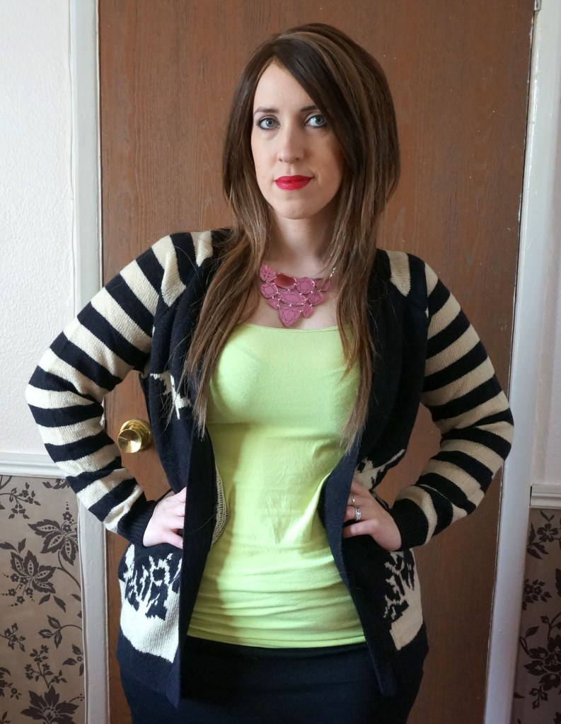 OOTD Featuring Sugar & Vice Necklace