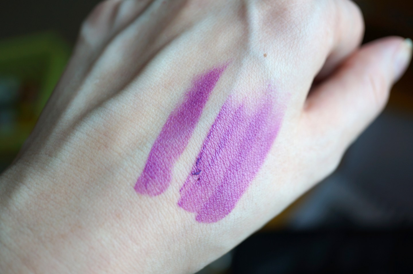 lavender voltage swatch