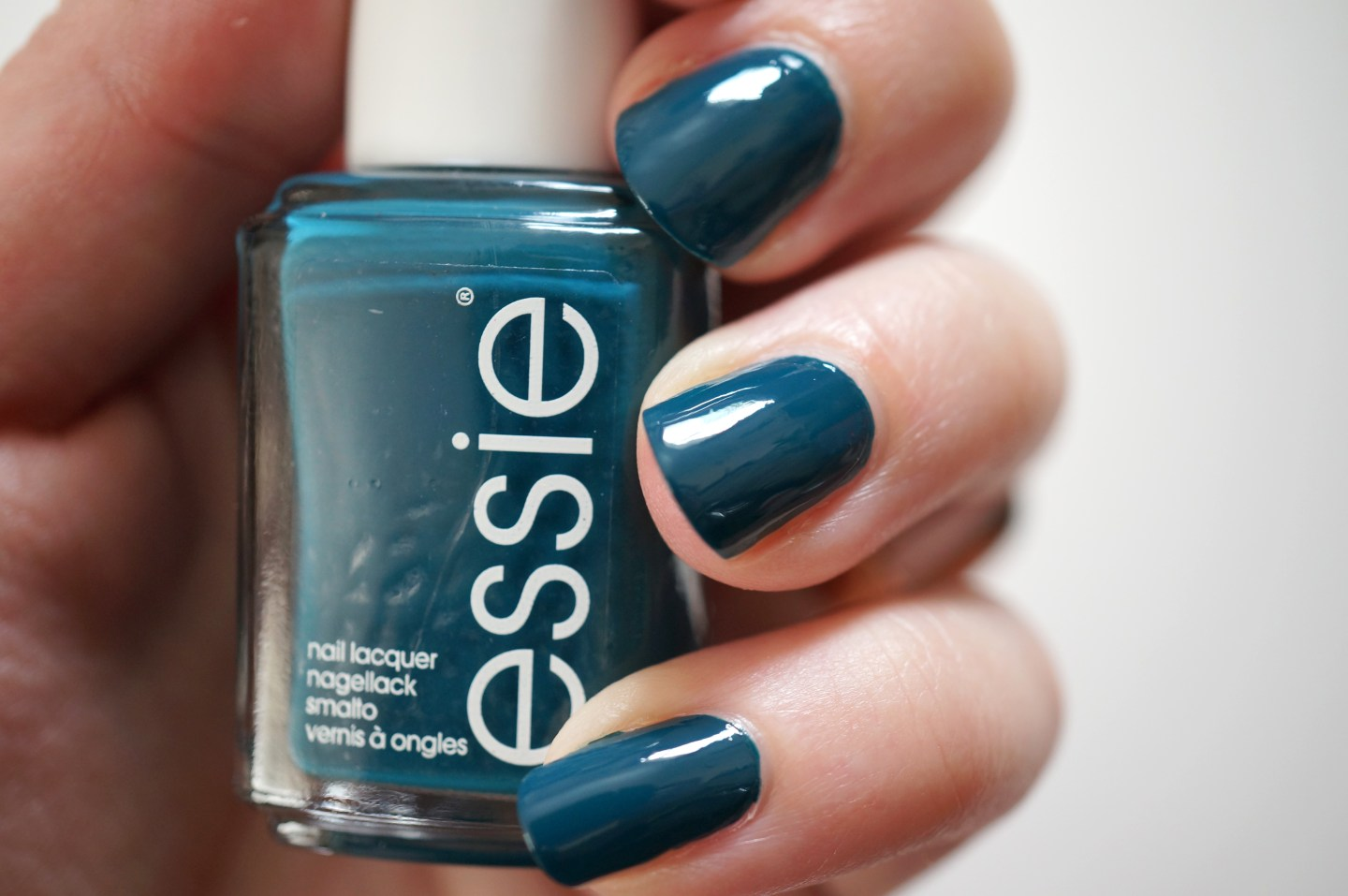 essie go overboard review