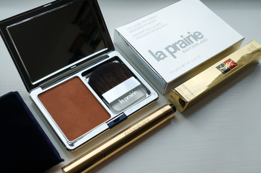 A Summer Look with La Prairie and YSL
