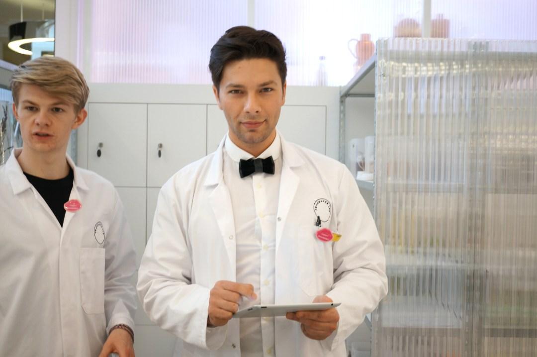 selfridges beauty project fragrance lab