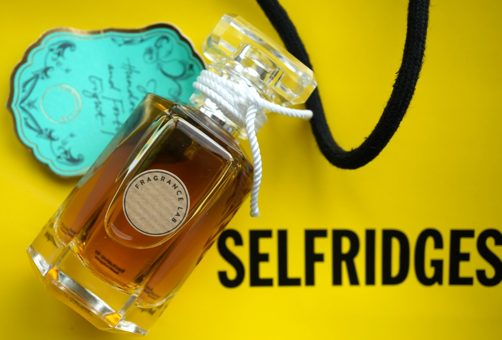 The Fragrance Lab at Selfridges | Experience