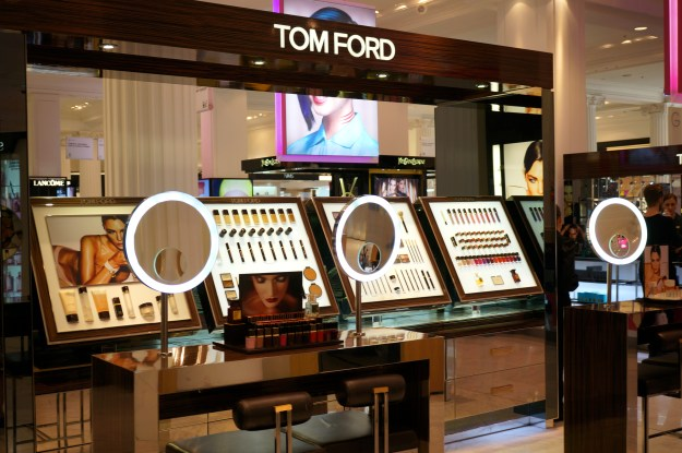 tom ford counter