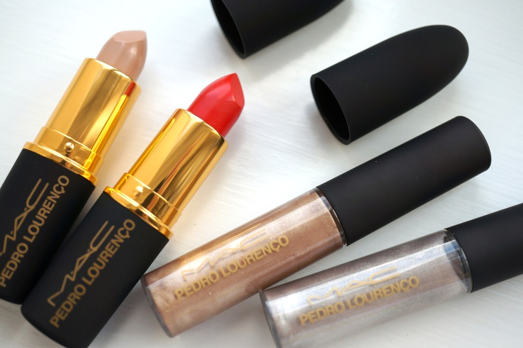 First Look – MAC Pedro Lourenco Collection   Mini Haul & Swatches