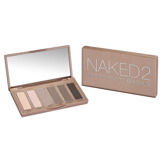Urban Decay Naked 2 Basics Palette is Happening!