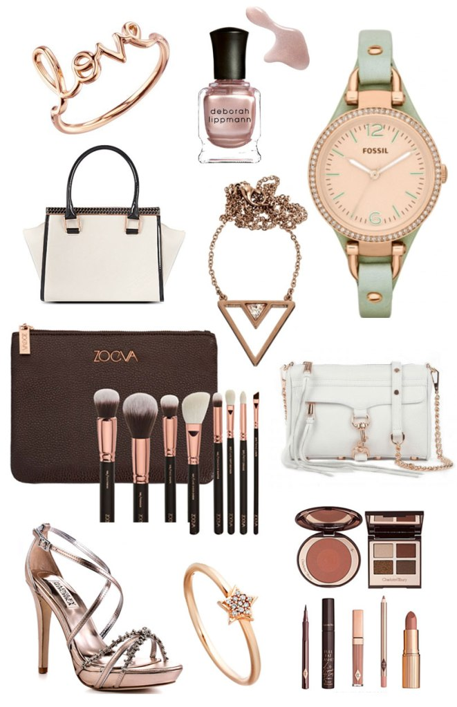 A Rose Gold Obsession… | Wish List
