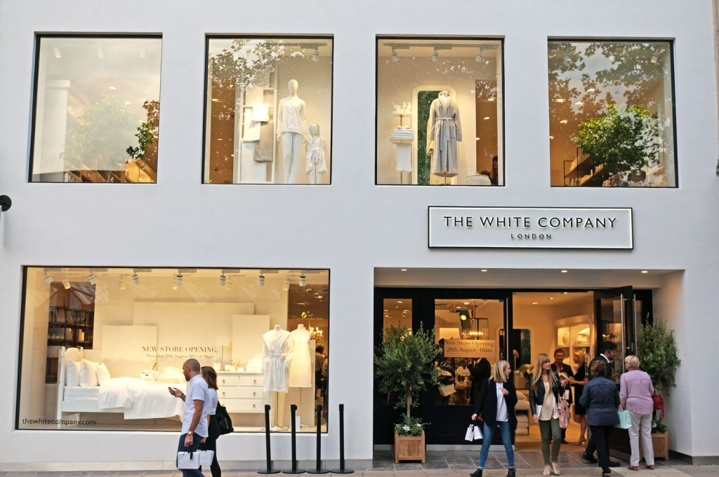 The White Company Norwich Store Opening Event!