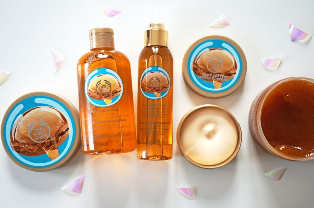 the-body-shop-argan-oil-collection