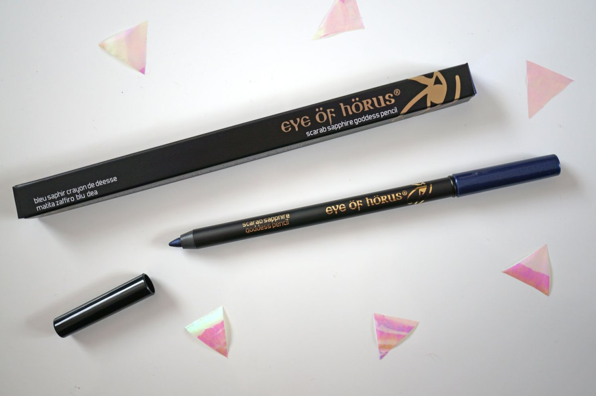 Eye of Horus Scarab Sapphire Eyeliner | Review