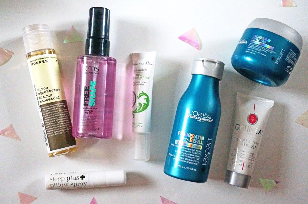 Lookfantastic Beauty Box October   Review