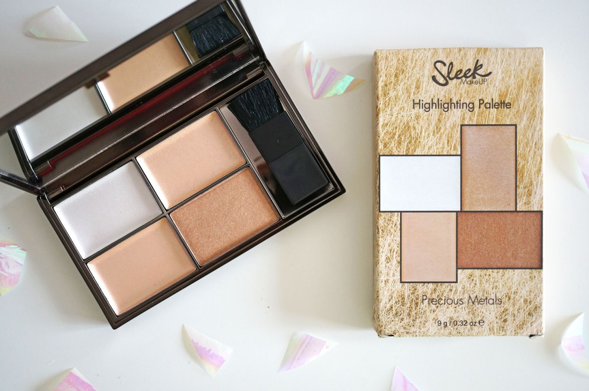 NEW Sleek Highlighting Palette | Review
