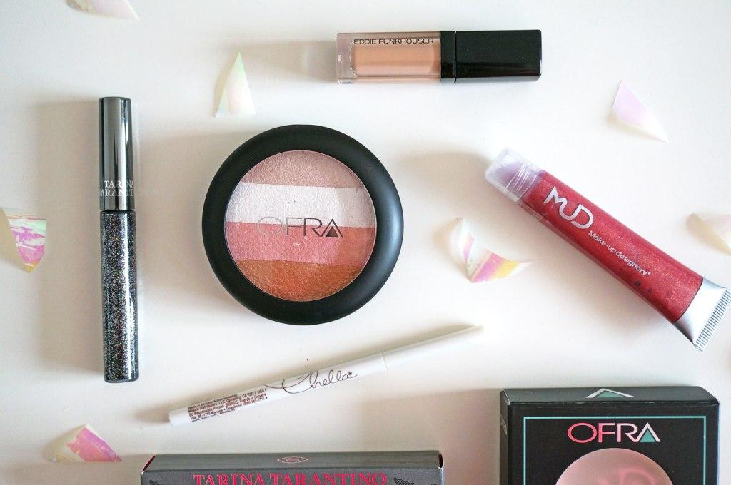 Wantable October Makeup Box | Review