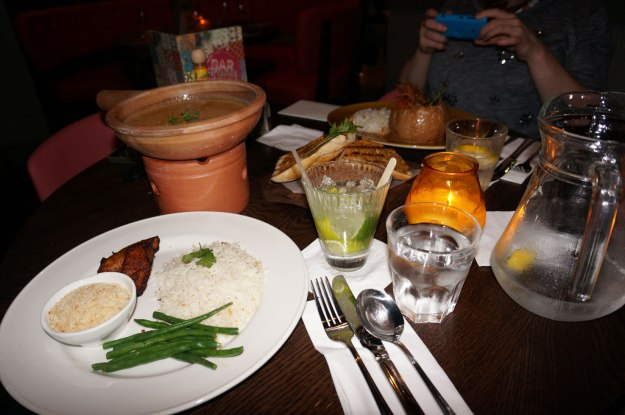 las-iguanas-food