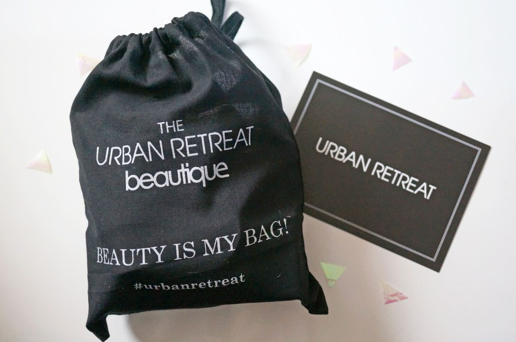 Urban Retreat Beautique Utterly Luxury Gift With Purchase!