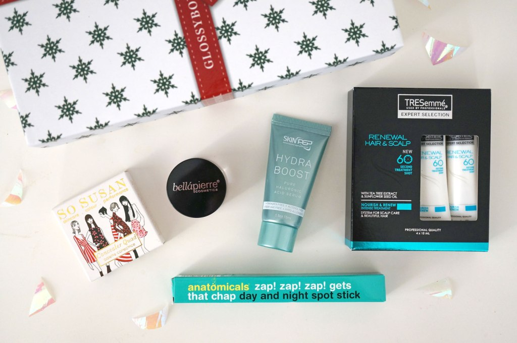 Glossybox December | Review