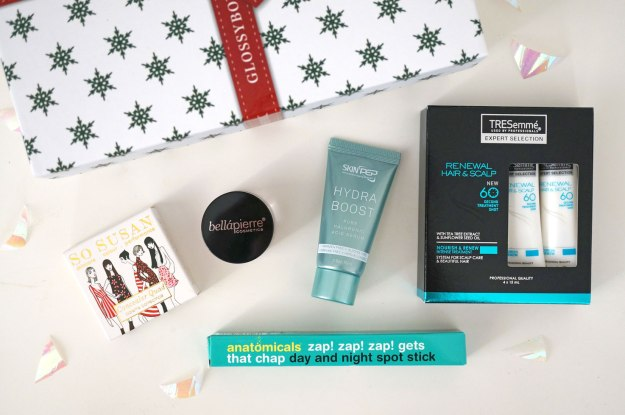 glossybox-december-review