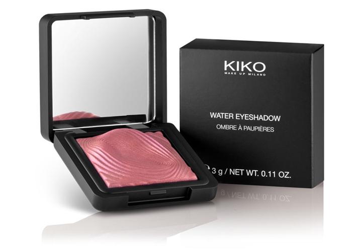 kiko water eyeshadow